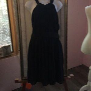 Black cocktail dress Size M